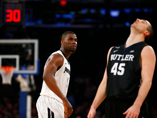 NCAA Basketball: Big East Conference Tournament-Providence vs Butler