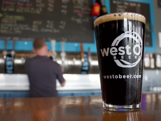 CocO Stout, brewed by West O Beer, won the first-ever,
