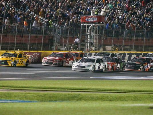 NASCAR: Nascar Sprint All-Star Race
