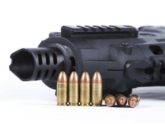gun ammo stock