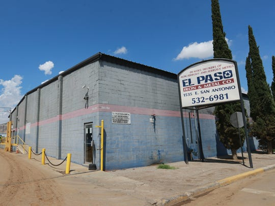 W Silver Recycling acquired El Paso Iron & Metal, located at 1535 E. San Antonio Ave. in Central El Paso.