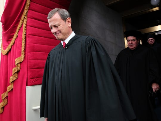 U.S. Supreme Court Justice John G. Roberts Jr.
