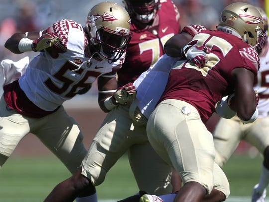 For better or worse, Florida State's offensive line