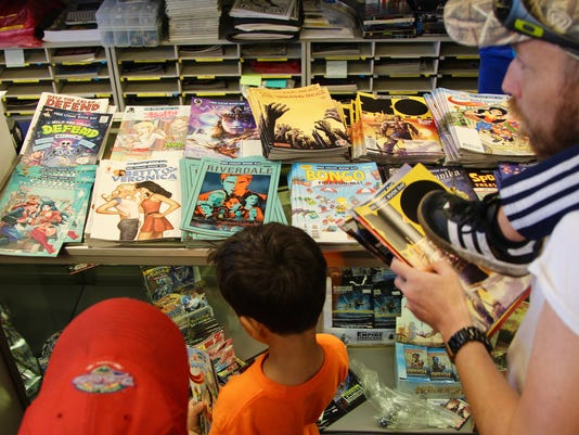 Free Comic Book Day 2017