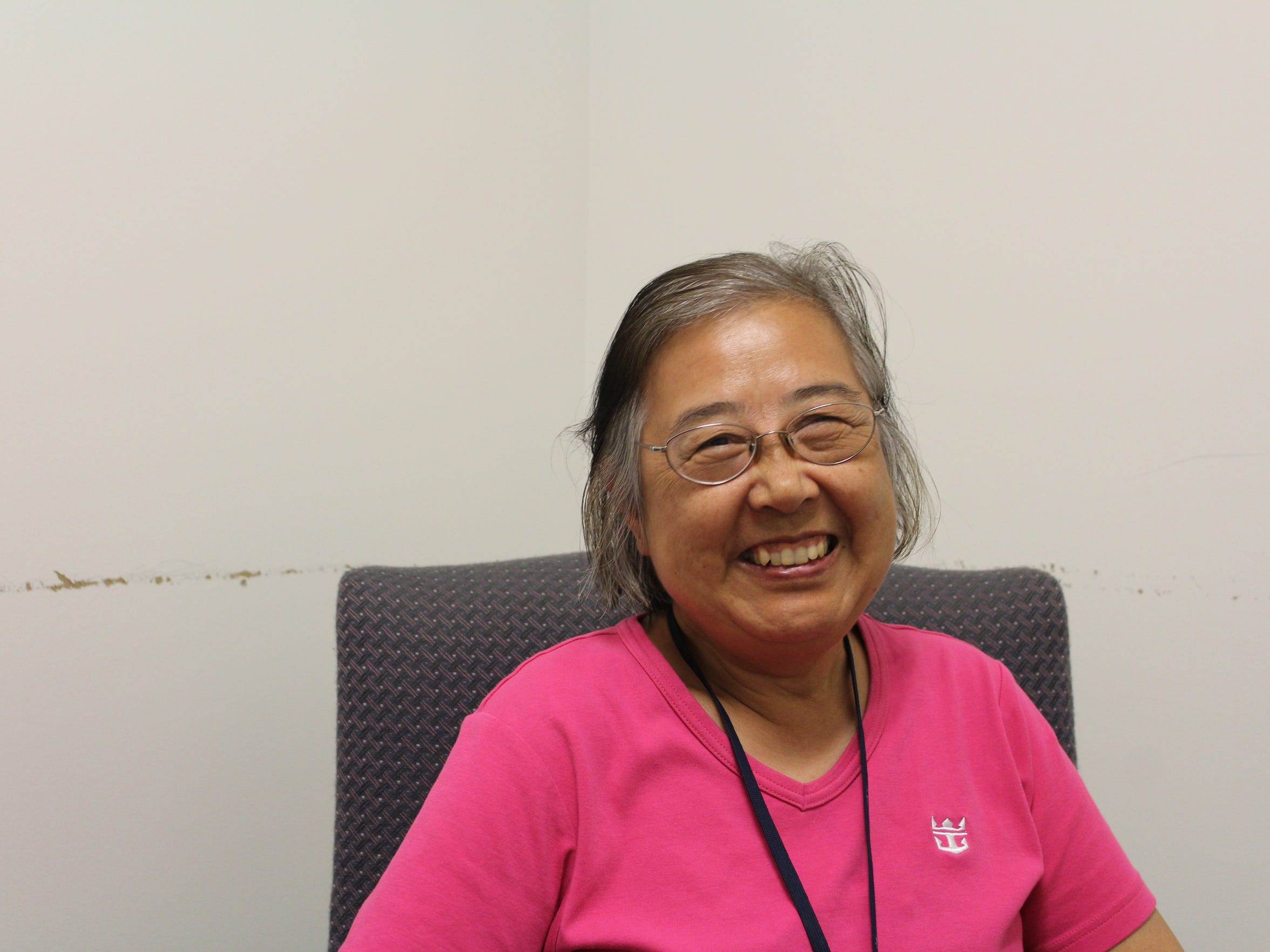 Yen Chen is the founding president of the Chinese Association of Tallahassee.