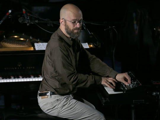 Kari Ikonen with IKONOSTASIS at the Rochester Jazz Festival.