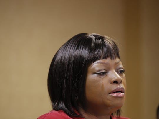 Terina Allen, sister of Sam DuBose, tells memories