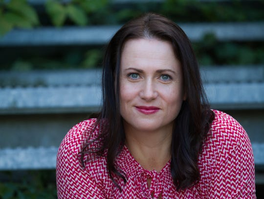Author Bianca Marais.