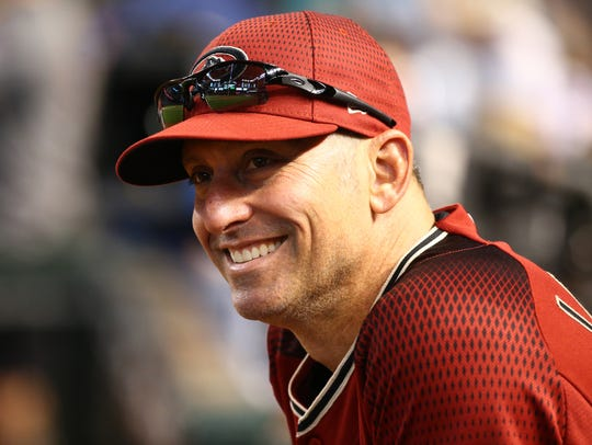 Torey Lovullo has led the Diamondbacks to the fifth-best