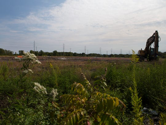 The 425-acre former Evraz Claymont Steel site could