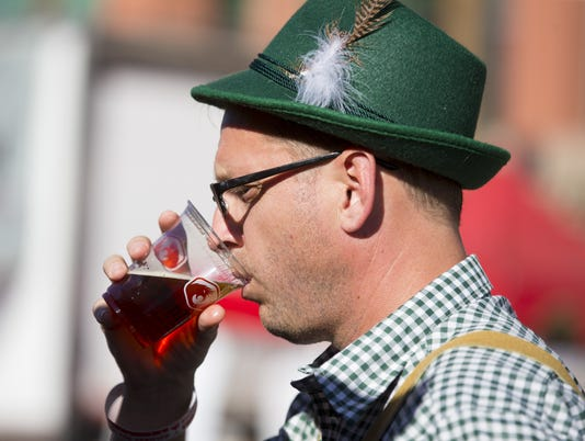 SanTan Brewing's 10th annual Oktoberfest