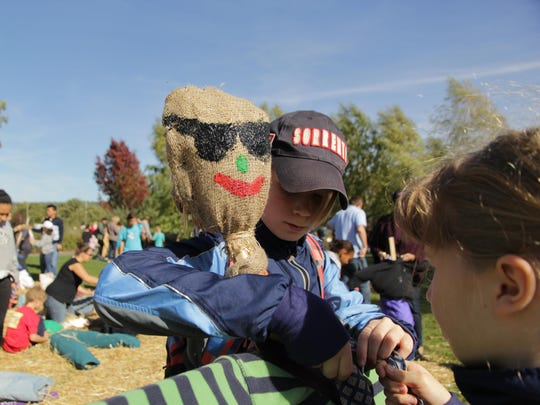 The Scarecrow Jubilee returns Saturday at the Ithaca