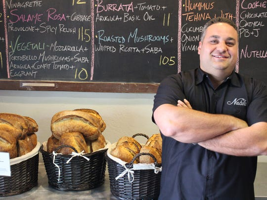 Jason Raducha: Owner, Noble Bread, Phoenix