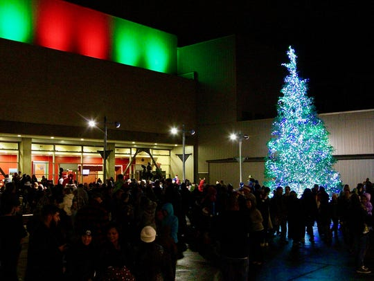 Salem Convention Center Tree Lighting: Annual tree lighting event with an appearance from Santa and the Just for Fun Singers, plus free coffee, cookies and hot cocoa, 5 to 8 p.m. Nov. 25, Salem Convention Center, 200 Commercial St. SE, Salem. www.facebook.com/events/600132343735828