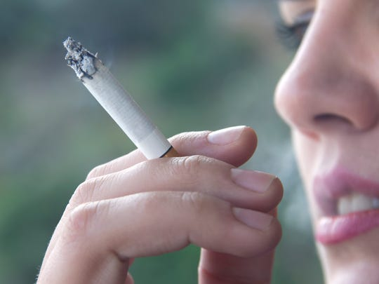 Smoking can make dry eyes worse, causes cataracts at an earlier age, can make eyes bulge and elevates risk of developing glaucoma.