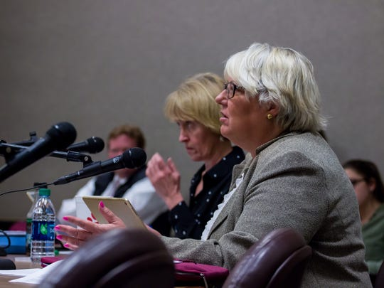 NMSU General Counsel Liz Ellis asks for clarification