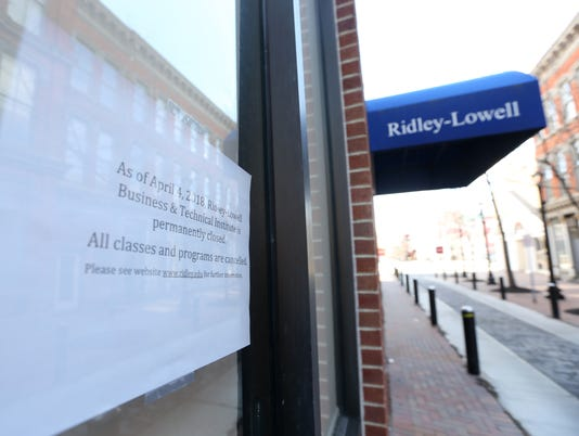 Ridley-Lowell Closure
