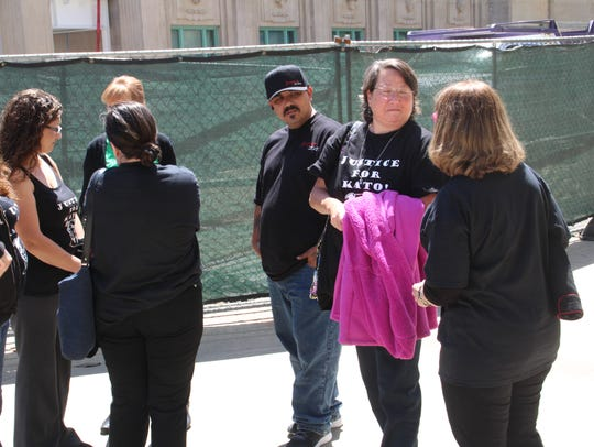 Animal-rights activists rally outside Monterey County