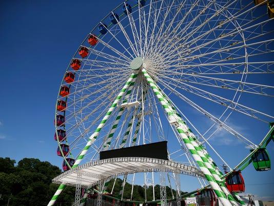 Island Wheel Coney Island