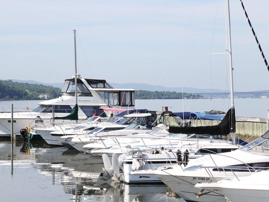 Boats docked at White's Marina in New Hamburg on June 29, 2018. Starting in 2020,depending on your date of birth, you may need a boatingsafety certificate to operate a motorboat or Jet Ski, including boats propelled by an electric motor.
