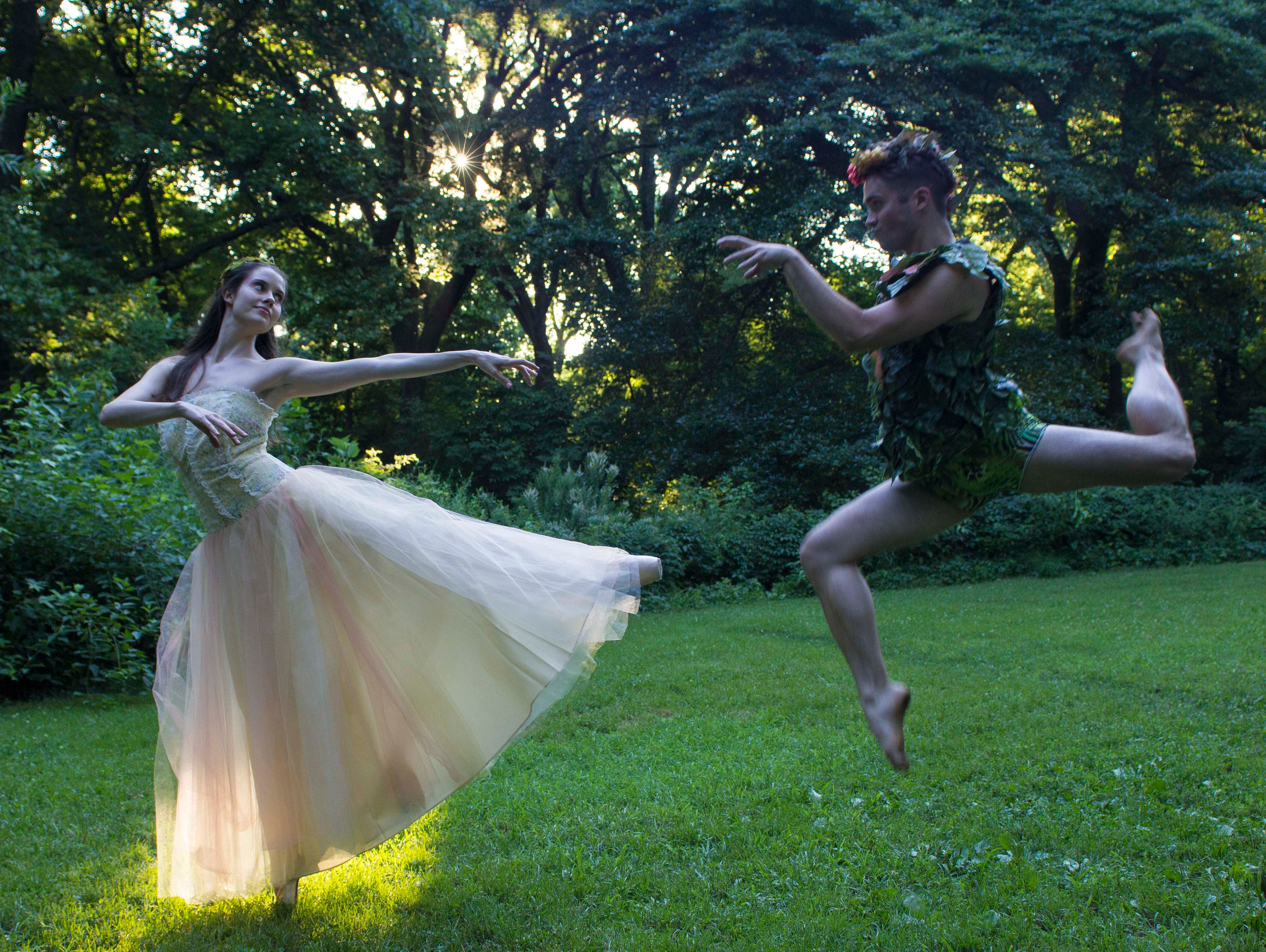 """Save $10 on tickets to see """"A Midsummer Night's Dream"""" Aug. 29 and 30."""