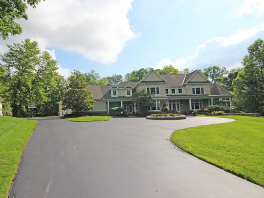 This Indian Hill home at 6855 Alberly Lane sold for