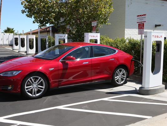 Elon Musk Says Rivals Are Now Using Tesla Patents