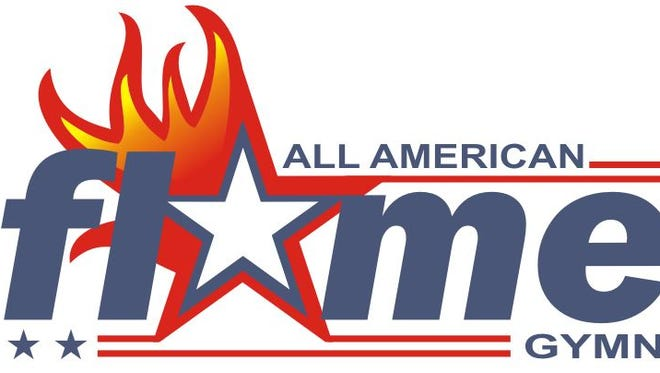 All American Flames Gynmastix