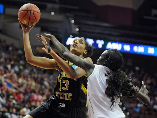 NCAA Womens Basketball: NCAA Tournament-First Round-Florida State vs Alabama State