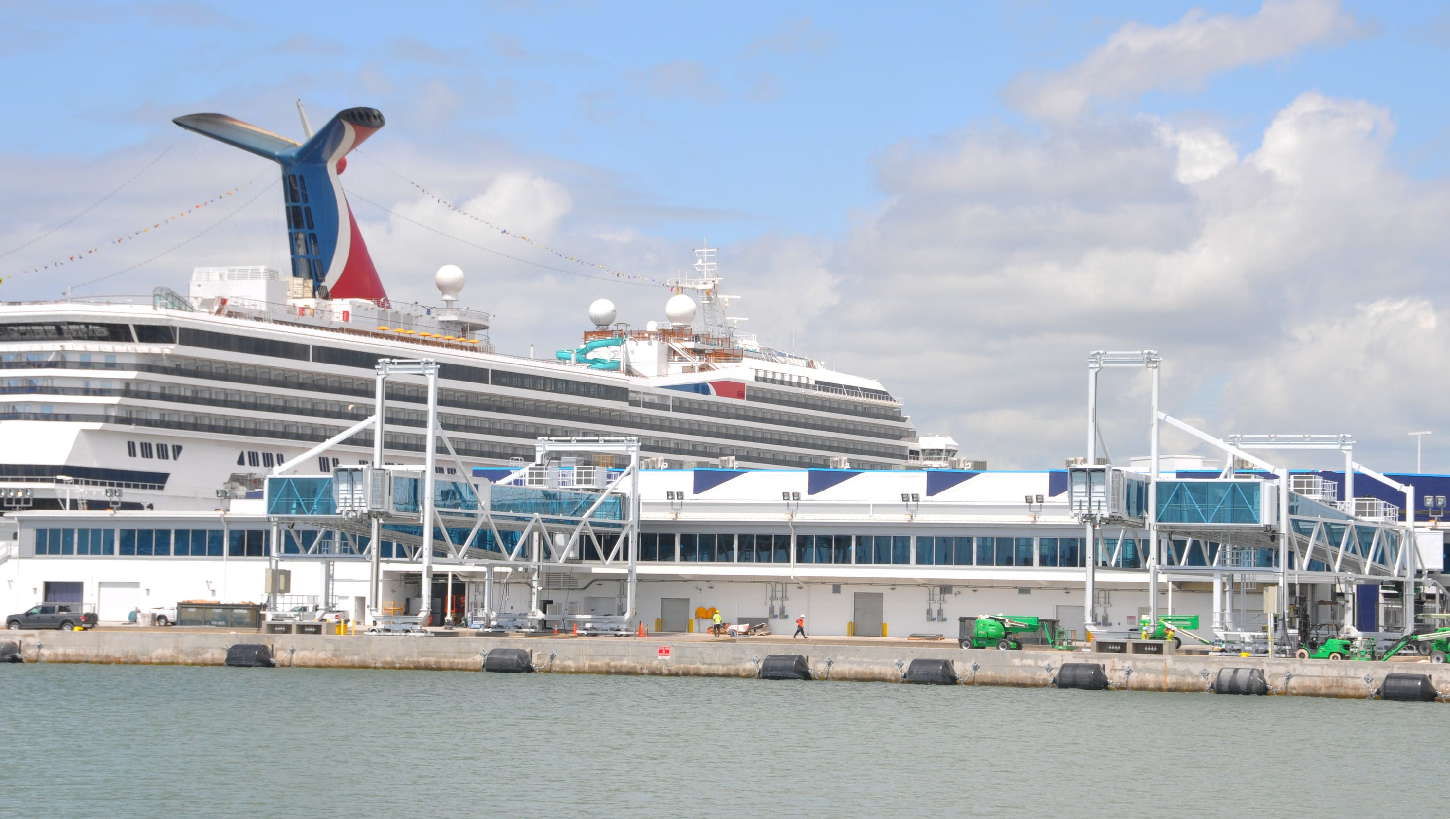 Expanded Port Canaveral Cruise Terminal Prepares To Reopen