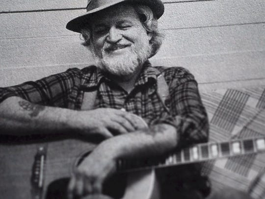 Utah Phillips, who recorded with Philo Records in North