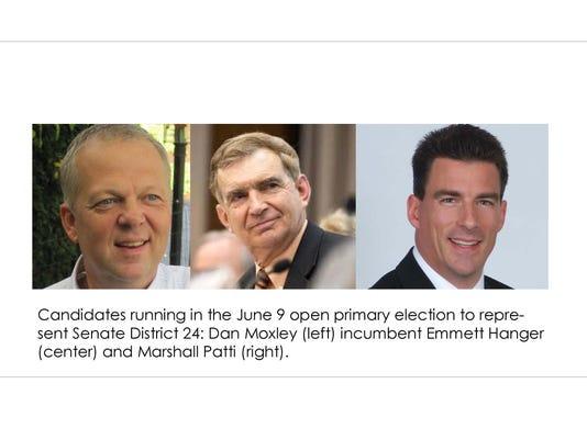 Senate District 24 Candidates
