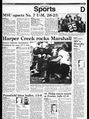 This week in B.C. Sports History - Week of Nov. 5, 1995