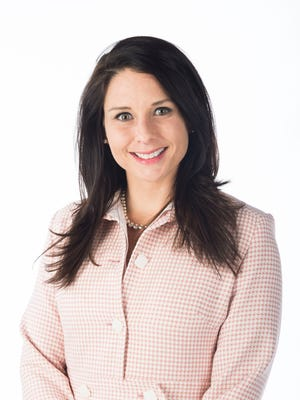 Lindsay Hammill, 2017, Knoxville Business Journal 40 Under 40 honoree