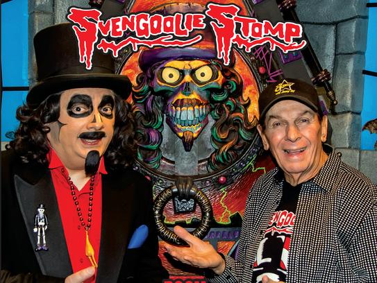 "Freddy ""Boom Boom"" Cannon wrote the Svengoolie Stomp"