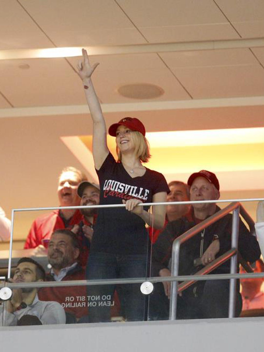 Jennifer Lawrence In The House
