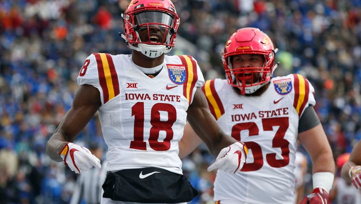 What the NFL told Iowa State's Hakeem Butler when he asked for feedback