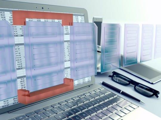 Electronic filing.