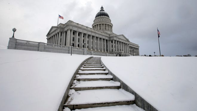 State officials say the partial federal shutdown likely won't affect Utah's finances until the end of January.