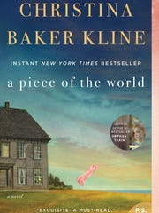 """A Piece of the World"" by Christina Baker Kline."
