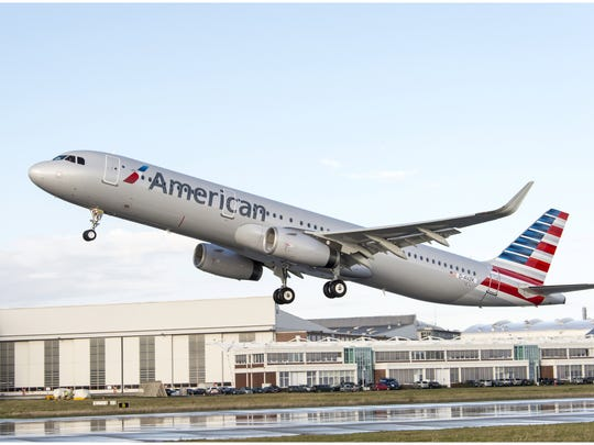 Airbus A321 is a new aircraft scheduled to enter service
