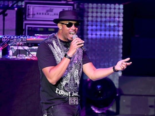Montell Jordan performs onstage during the I Love The