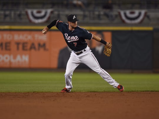 El Paso Chihuahuas defeated Reno Aces 3-1, Wednesday in Game 1 of the PCL playoffs
