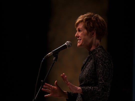 "Jodi Jinks tells her story, ""The fallout of censorship,"""