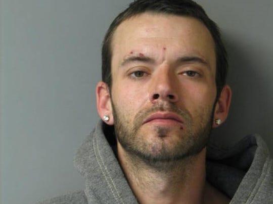John Chianese, 33 of Millsboro