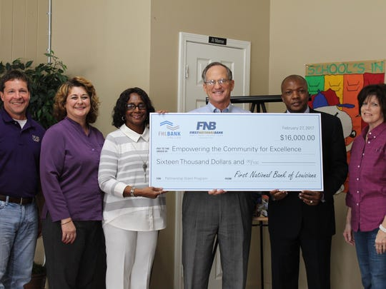 Empower the Community for Excellence, a Crowley-based tutoring program, has received new grant funding from First National Bank of Louisiana and the Federal Home Loan Bank of Dallas Grant Partnership Program.
