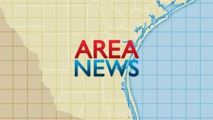 Small aircraft rolls off runway at Corpus Christi International Airport