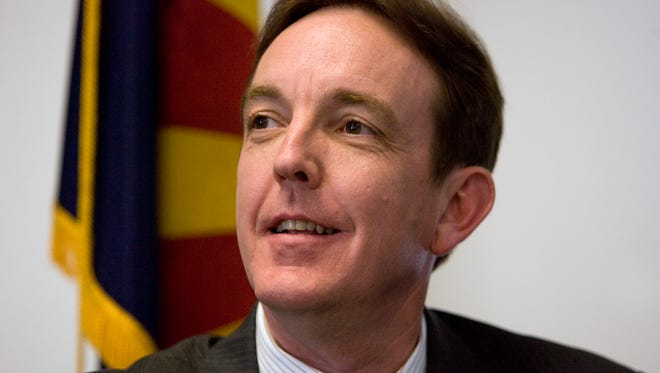 Ken Bennett is a Republican candidate for Arizona governor.
