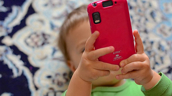 Protect your little ones with parental controls.