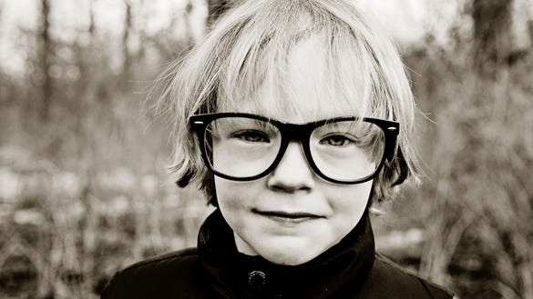 A photo of my son Brady by Michele Ashlee in the exhibit.